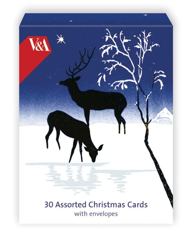 Museums galleries va 30 card christmas assortment boxed cards museums galleries va 30 card christmas assortment boxed cards xba304 m4hsunfo