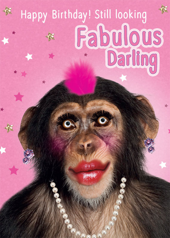 Good Calendar Design : Tracks publishing ltd monkey birthday cards fnq