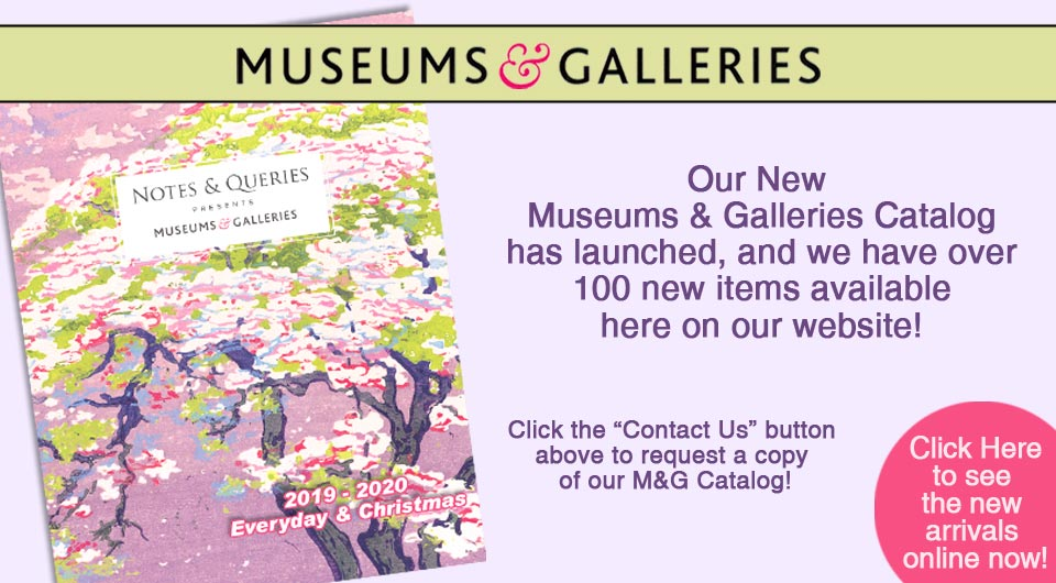 Museums & Galleries Catalog