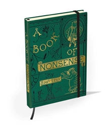 A Book of Nonsense British Library Journal journals and notebooks