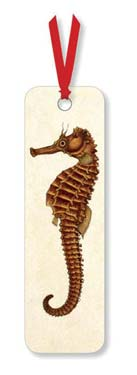 A Seahorse - Bookmark desk accessories