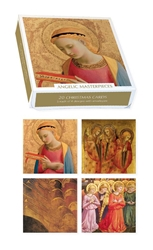Angelic Masterpieces ? Christmas Boxed Cards Christmas