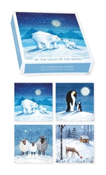 By the Light of the Moon - Christmas Boxed Cards Christmas