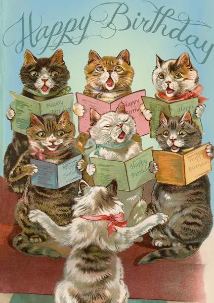 madame treacle - cat chorus