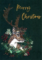 Christmas Stag ? Christmas Card Christmas