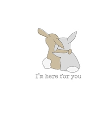 Here for You - Friendship Card