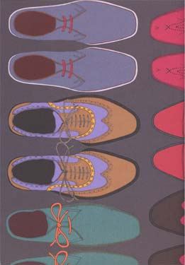 Mens Shoes - Sheet Gift Wrap