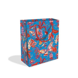 Pineapple Paisley Medium Gift Bags gift wrappings