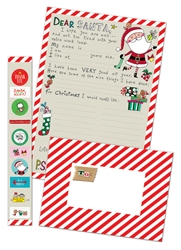 Santa & Gifts Letter to Santa Kit Christmas