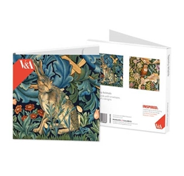 Tapestry Wildlife - Notecard Wallet notecards and stationery