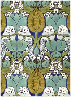 The Owl V&A - Sheet Gift Wrap