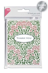 V&A Michaelmas Daisy - Social Stationery notecards and stationery