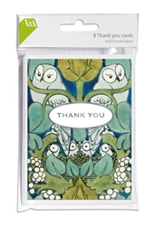V&A The Owl - Social Stationery notecards and stationery