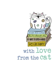 With Love From Cat - Love Card Valentines Day