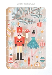 The Nutcracker - Christmas Card Christmas