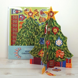 Christmas Tree - Advent Calendar Christmas