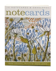1 NCW AGOPANTHUS  ART ANGELS notecards and stationery