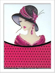 Glamour Amelia Mi Note Pocket Notebooks