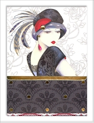Glamour Sophia Mi Note Pocket Notebooks