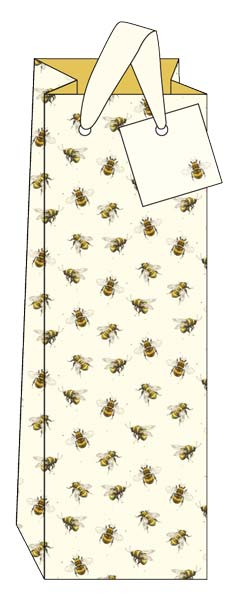 Bees Bottle Bags