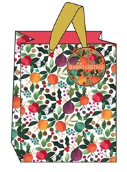 Fruits Medium Gift Bag Christmas