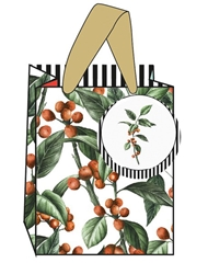 Berries Small Gift Bag Christmas