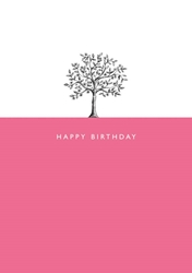 Tree - Birthday Card Birthday