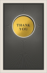 Circle Thank You Cellopack Cards