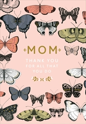 Butterflies - Mothers Day Card