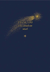 Star! - Thank You Card