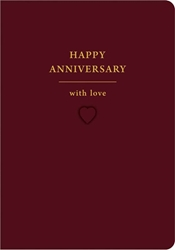 Love - Anniversary Card