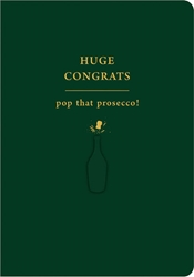 Prosecco - Congratulations Card
