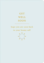 Beamy - Get Well Card