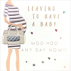 Have a Baby - Baby Card Baby