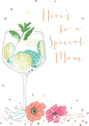 Drink - Mothers Day Card