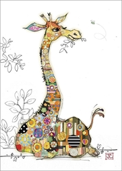 Gerry Giraffe - Blank Card