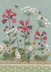 Campion Bees - Blank Card