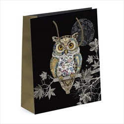 Owl Large Bags
