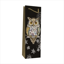 Owl Bottle Bags