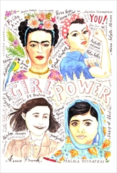 Girl Power - Friendship Card Friendship