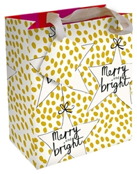 Merry Brite Small Bags Christmas