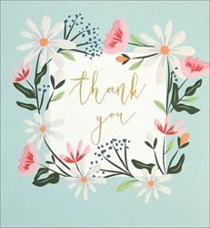Garland - Thank You Card Thank You