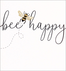 Bee Happy - Friendship Card