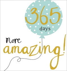 365 Days - Birthday Cards