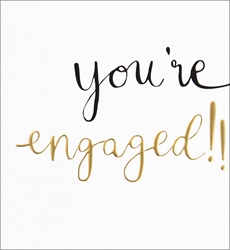 Text - Engagement Card