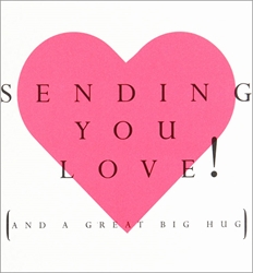 Great Big Hug - Love Card