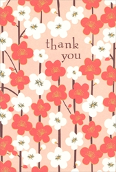 Flowers - Thank You Cello Packs