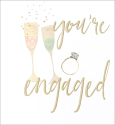 Toast - Engagement Card