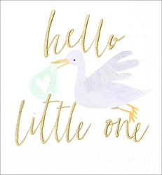 Little One - Baby Card
