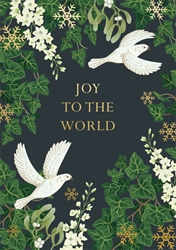 Joy to the World - Christmas Card Christmas